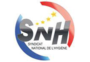Logo SNH Syndicat National de l'Hygiène